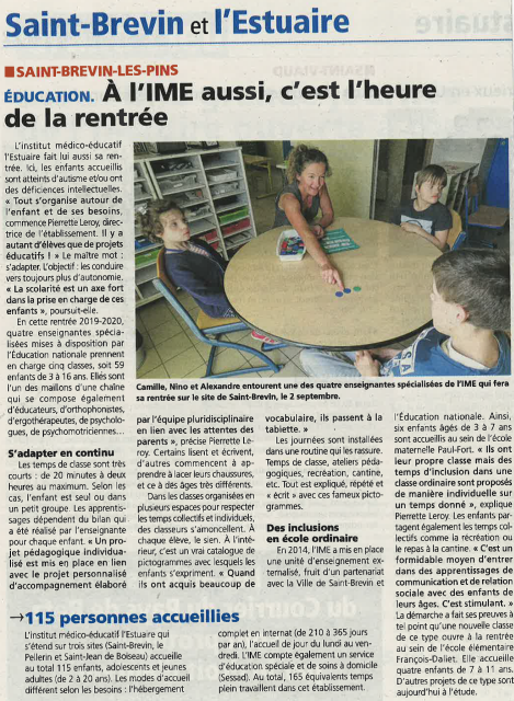 Article IME l'Estuaire 2